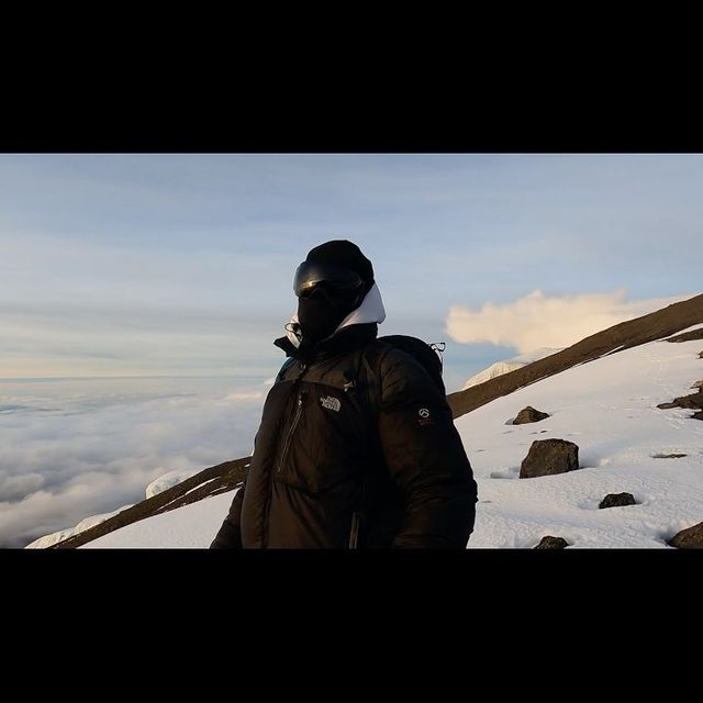 Quick Preview 🎥 - goosebumps every time 🤘🏽 #kilimanjaro