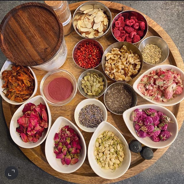 My culinary journey has brought me the huge honor of interning with Divya Alter and her team.  @divyaalter brought the first Ayurvedic restaurant to New York City, Divya