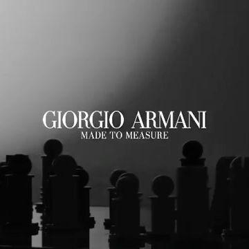 Giorgio Armani Made to Measure SS21 collection @giorgioarmani