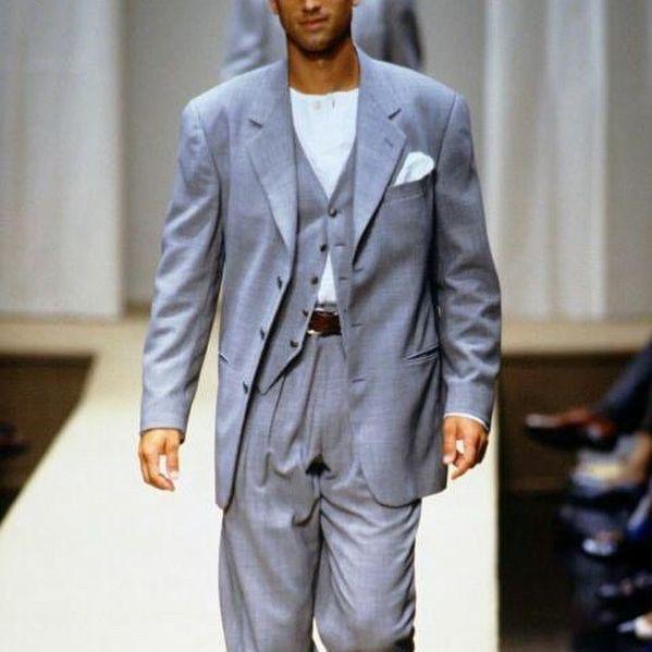 #nineties #shows #sfilate #fashion #models #milano🇮🇹