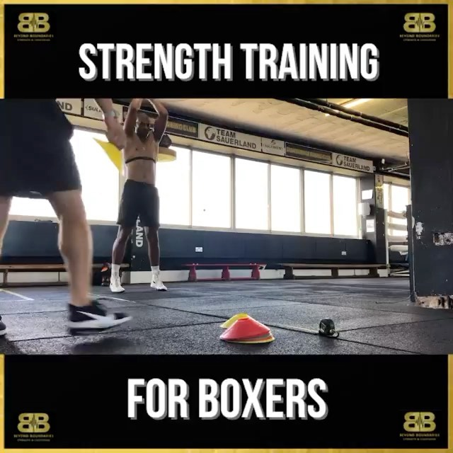 S&C with one of the best in the game @beyond_boundaries_sc   You can't make it on your own, you need a team! so make sure it's a solid one   @beyond_boundaries_sc @stonebridgeboxingclub @blackstone_sports_management_   Give @beyond_boundaries_sc a follow to go more into detail of the specifics of each drill 📝