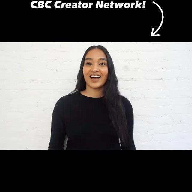 My first video for the CBC Creator Network comes out today!! 🎥🎥✨  I worked so hard on this with @hadley_chanel and her stellar editing and motion graphic skills. I learned so much doing this and I'm so proud of it. 💻⚡️  Huge shout out to @vivekshraya for being my first guest and sharing her story of cyber bullying so candidly with me. ♥️👏🏾  This goes love today on the @cbc YouTube at 2PM ET. Click the link in my bio to check it out! 🔗⏭