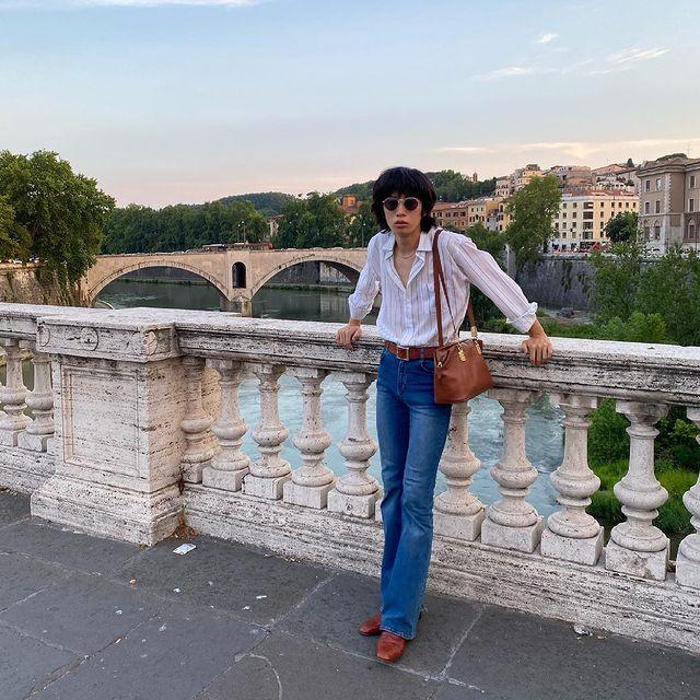 Buona sera👋🏻 #italy #rome #model #asian #japanese #malemodel #asianmodel #japanesemodel #asianlivesmatter #fashion #vintage