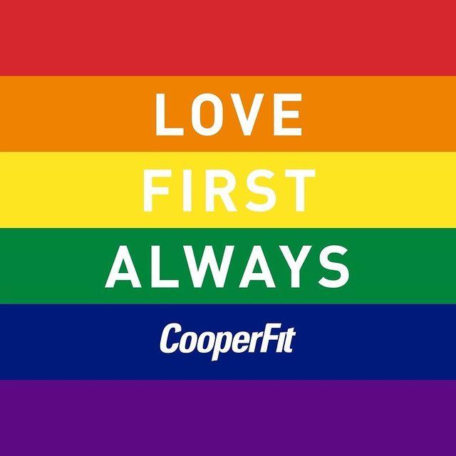 """'Love conquers all🏳️🌈."""" #Pride2021 #love #loveislove #lovewins #heartandhealth"""