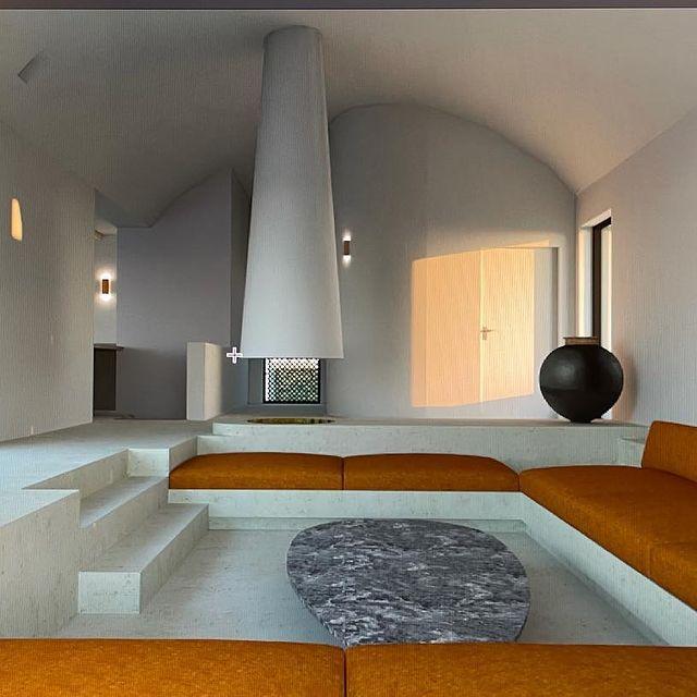 #new #3D @architectoserum #spain #luxuary #villa #architecture