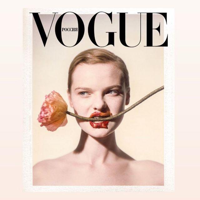 🔥@voguerussia 🔥  New story out now, huge thanks to my fav team in the world @agataserge  @sokolowskaanna @bognastepa @adam_slowikowski  @zuzagolas