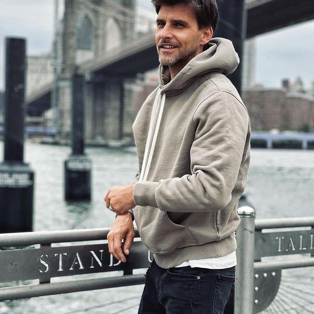 On the casual side of the week @appliedartforms favorite hoodie