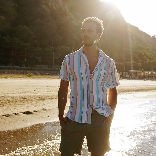 Fresh and in style thanks to this amazing @dockerseurope looks   #dockersstyle  #dockers  ☀️ 🏖  ADV