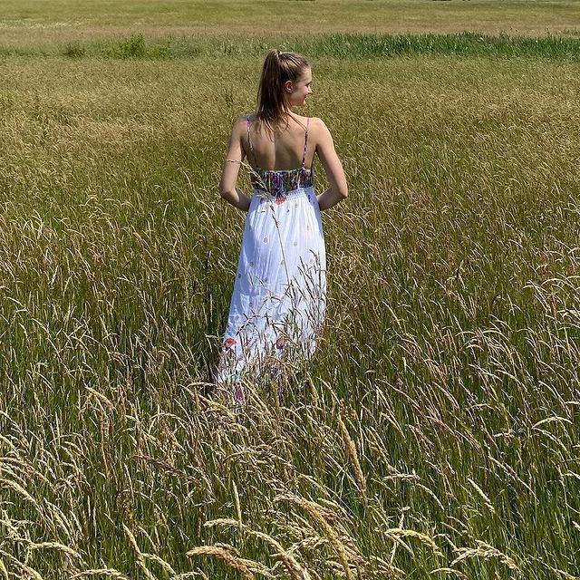 Patka w polu, będzie mąka 🌾 #pole #natura #jestpięknie #nature #peace #dreamy #weekend #goofy #koniecświata