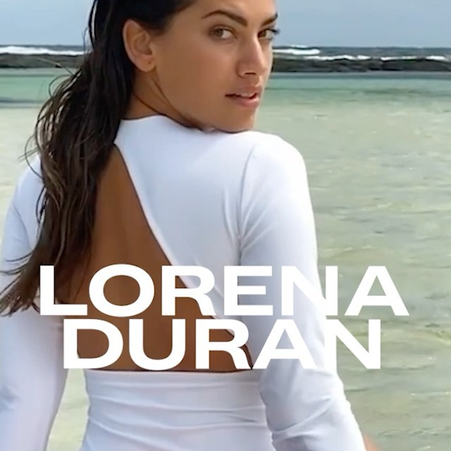 NOW REPRESENTING: ✨ LORENA DURAN ✨ We are so excited to announce our new signing the beautiful @imlorenaduran #MiLKCurve ✨