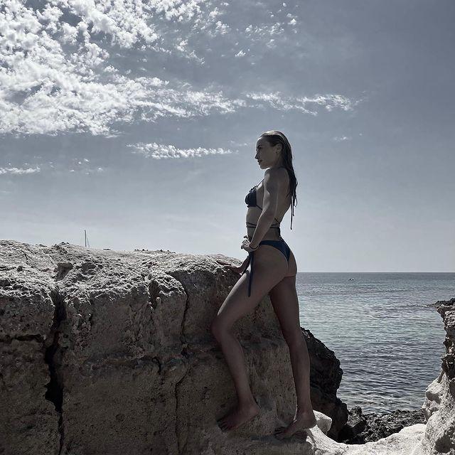 Ibiza miss you already 🐚 hope to see you soon 🏝 back to work life #ibiza #myfav #lifeinbikini