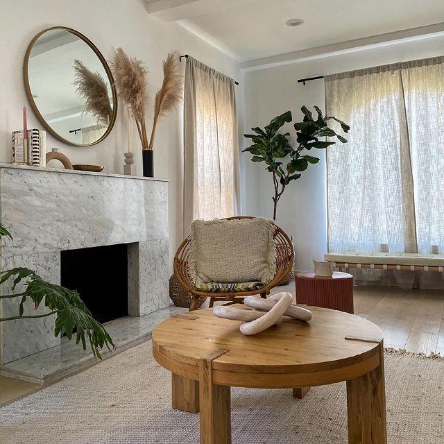 🕊🏹🤍  #interiordesign #minimal #colors #home #places #wooddesign #losangeles #california
