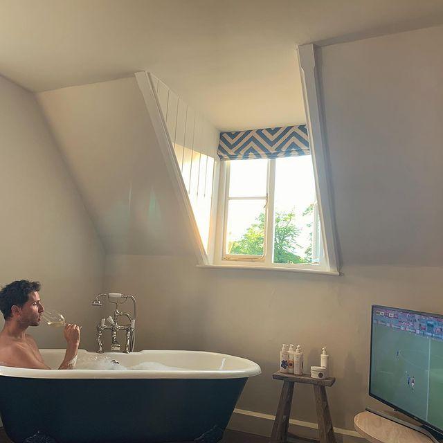 Bath in Bath 🛁 ⚽️