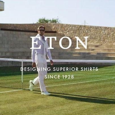 Get your shirts ready Wimbledon is nearly here! 🎾 @etonshirts Strongest team and one of the best trips ever! ❤️ Boss @hthorell  Style @richardaldur  Video @jocke_thornqvist  Producer @collskog  Creative @_emmalaru