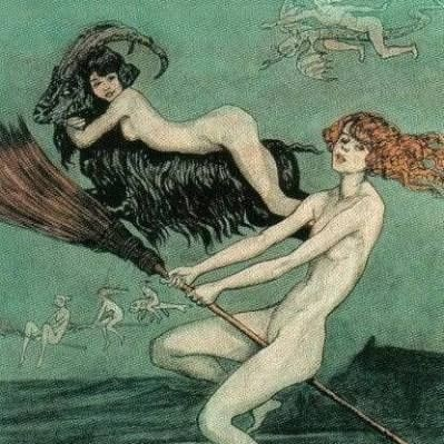 """""""If she floats then she is not a witch like we had thought a down payment on another one at Salem"""