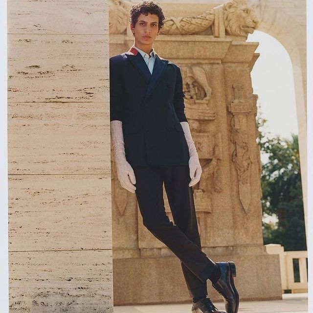 Thanks everyone ! Such a great day in Roma! @gqmiddleeast