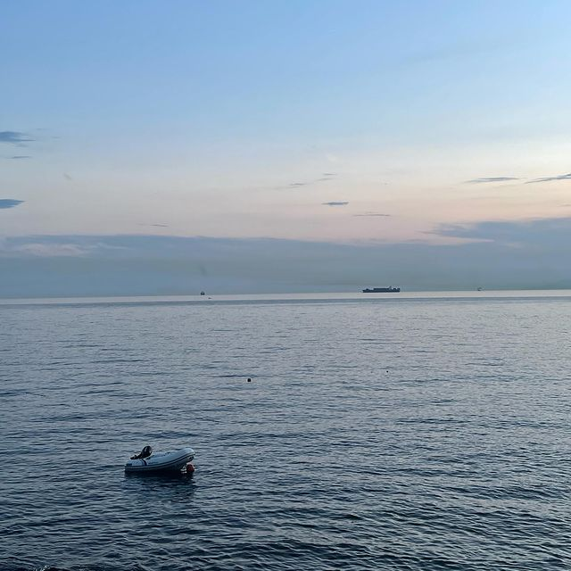 I will never get tired of this type of place   #genova#italy#sea#summer