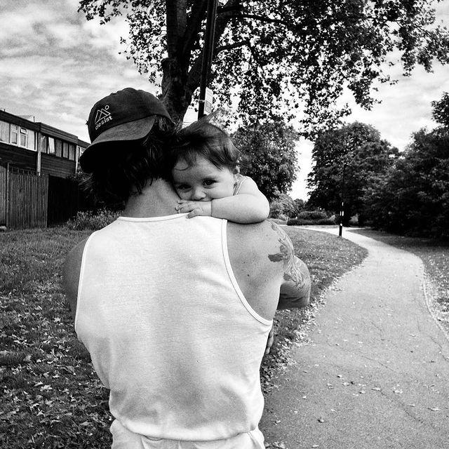 Me and my boy ❤️❤️❤️ #dontcomeanywherenearhimorillripyourheadstraightoff 🙏#love