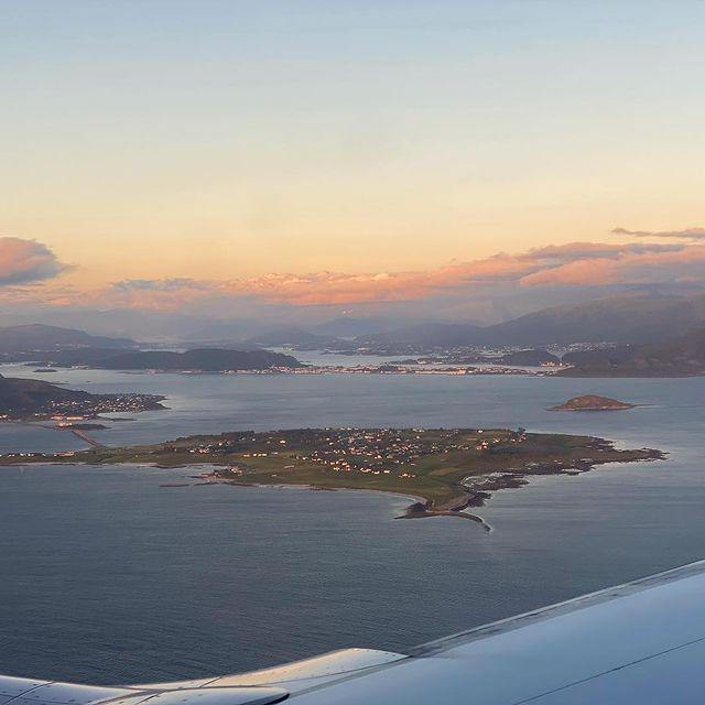 Takknemlig for å få reise med jobb😌 Helt forelsket i Ålesund etter denne fine turen med en like fin gjeng💕