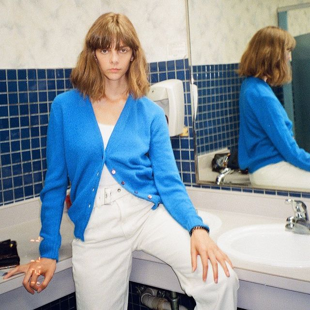 🎞🤍🧠   📸: @sarahfradkin  #film #pentax #fashion