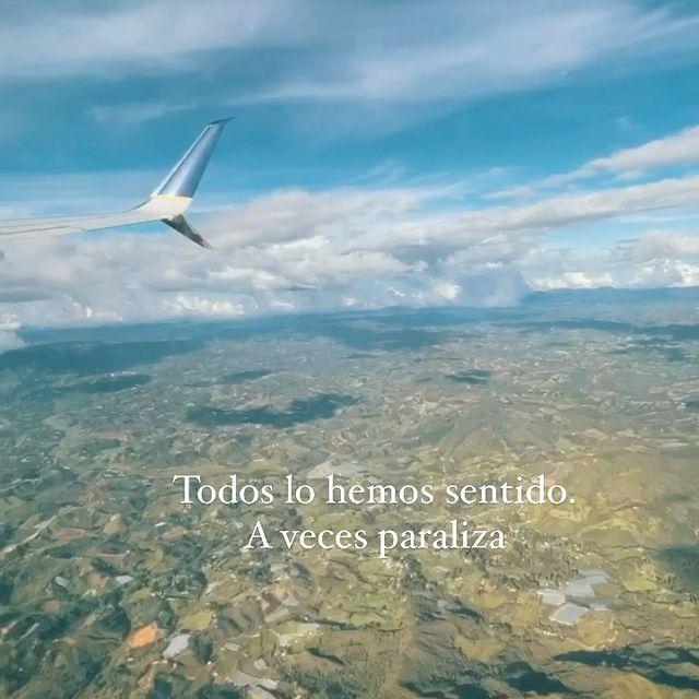 ¿Cómo te la llevas con el miedo?  #travel