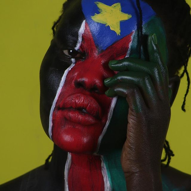 Happy Independence Day my fellow south Sudanese 🇸🇸🇸🇸🇸🇸✨🙌🏿🙌🏿. We shall continue to prevail 👑✨🙌🏿.