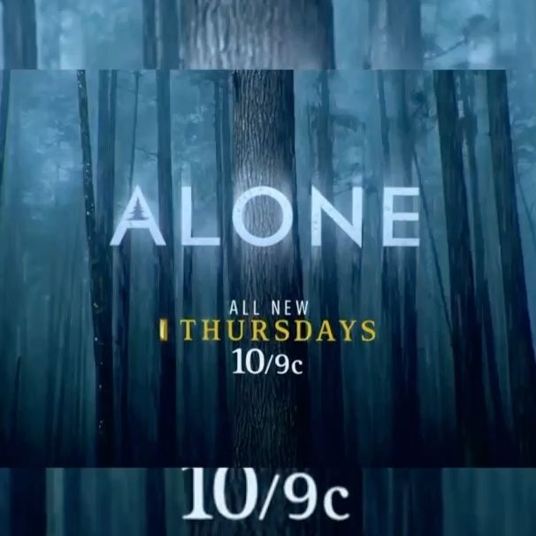TikTok Dylan made it on the most extreme survival show EVER!  . If you haven't already you HAVE TO watch ALONE on Netflix - INSANE!  . . . #ALONE #toohottohandle #TikTok #Dylan #TiKTokdylan #ANTM #netflix
