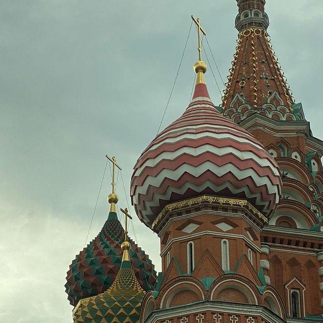 Москва ♥️