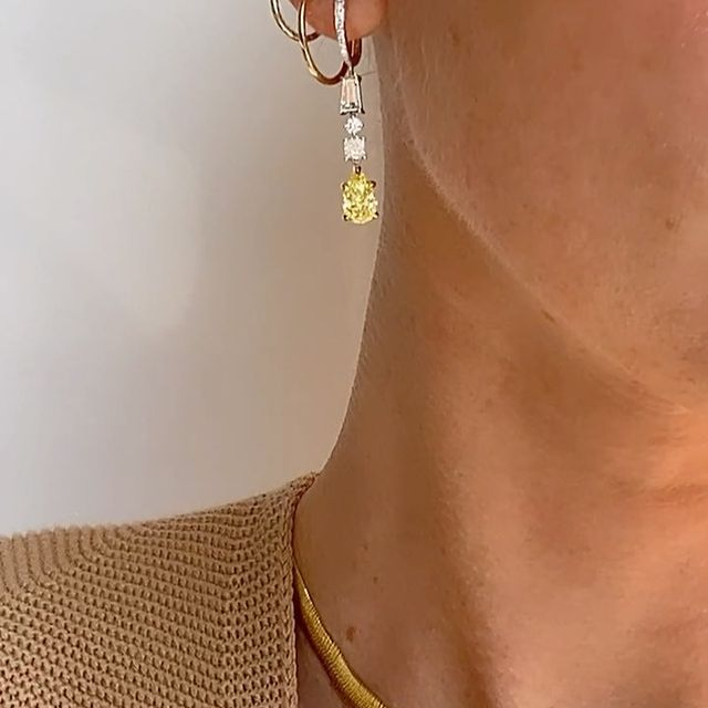 yellow diamonds are my favorites ✨