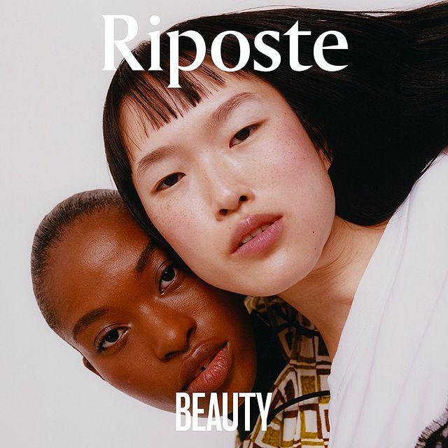 🤍 RIPOSTE MAGAZINE 🤍 Chizoba @chizoba_emmanuel_ and Hody @hodyyim in their cover story for the latest issue of @ripostemagazine #MiLKWomen     Photographer - Tami Aftab, @tamiaftab  Stylist - Rebecca Perlmutar, @rebeccaperlmutar  Makeup - Emily Wood, @emilywoodmakeup  Hair - Sandra Hahnel, @sandrahahnel  Set Design - Freya Wentworth, @freyawys Photo Assistant - Jacob Ray, @jcobray Stylist Assistant - Frankie Chartsuwan, @faifrankie Set Assistant - Emily Ritchie, @ems_ritchie