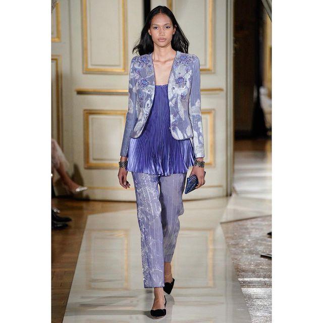 Haute couture  2021 THANK YOU 🙏🏼 @giorgioarmani  @newmadisonmodels