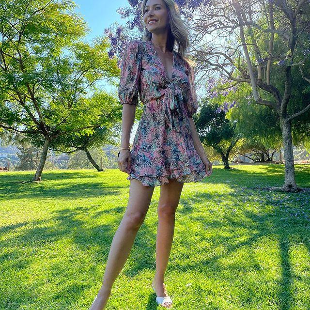 💖 wearing @lavenderbrownclothing   #saturday #dress #cutedress #lookoftheday #california