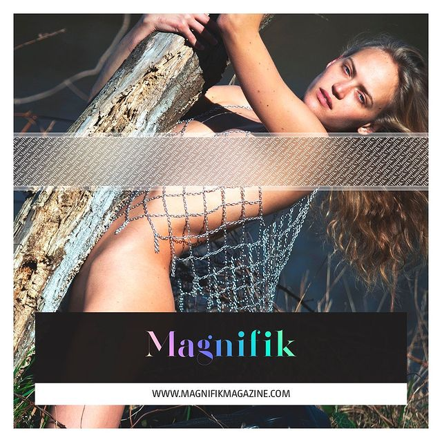 Today is a special day. @magnifikmagazine has been finally introduced to the world. It's not just a magazine with pictures, it's a unique story of beauty…passion…freedom. I promise that you won't be able to take your eyes off it.  Just follow the link in bio❤️