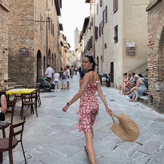 Kocham Włochy. Tutejszą kuchnię, widoki, wiadomo… ale też ich podejście do życia i to że jak czasem się czegoś nie da, a jak się uśmiechniesz i chwilę pogadasz to już się da 🏼😂🇮🇹