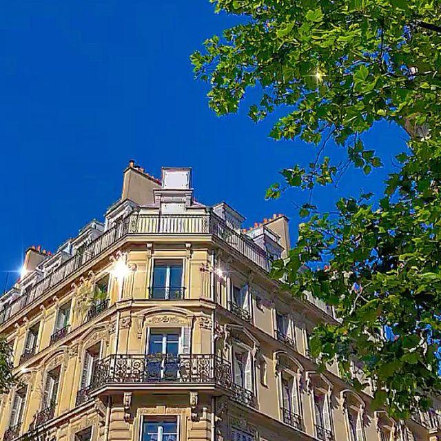 First week in Paris 💓