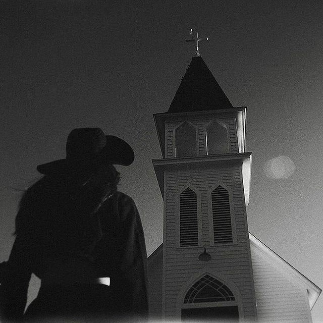 Purgatory 🎬 • • • • • #model #church #blackandwhite #movie #roadtrip #wild #girl #freedom #la #nb #bw #film #losangeles #california #frenchgirl