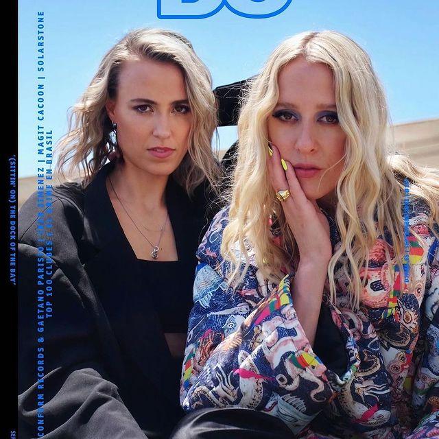 🎧DJ MAG SPAIN🎧 Eli & Fur @eliandfur in their latest cover story for @djmag.es #MiLKSpecialBookings