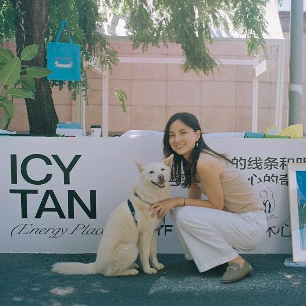 Icy Tan