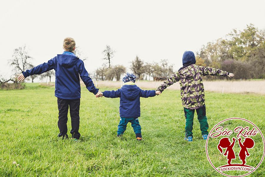 Tất cả các trẻ em đề có nhu cầu với một tuổi thơ đúng ý nghĩa.
