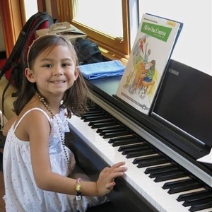 Kids class with Los Angeles School of Music