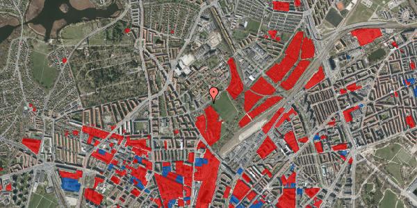 Jordforureningskort på Bispebjerg Bakke 10, 2400 København NV