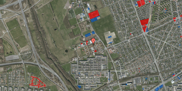 Jordforureningskort på Alarmpladsen 6B, 2650 Hvidovre
