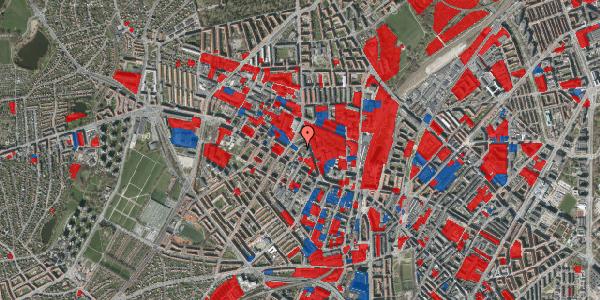 Jordforureningskort på Brofogedvej 12A, 2400 København NV