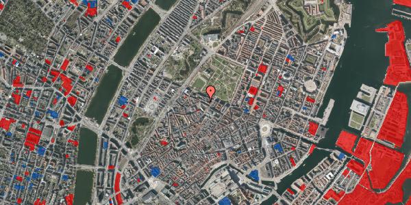Jordforureningskort på Åbenrå 16, 3. th, 1124 København K