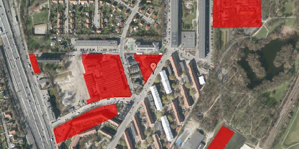 Jordforureningskort på Ryparken 79, 2100 København Ø
