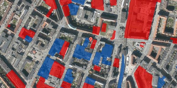 Jordforureningskort på Frederikssundsvej 13C, 1. , 2400 København NV