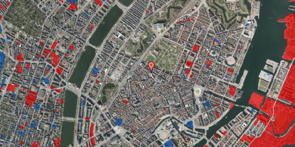 Jordforureningskort på Hauser Plads 28C, 1. , 1127 København K