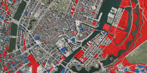 Jordforureningskort på Holmens Kanal 20, 1060 København K