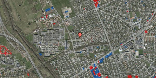 Jordforureningskort på Mellemvangsvej 16, 2650 Hvidovre