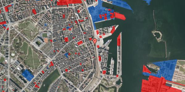 Jordforureningskort på Østbanegade 89, 1. , 2100 København Ø